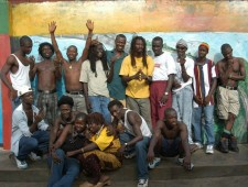 Sierra Leone's Refugee All Stars, presented in conjunction with AKASUBA