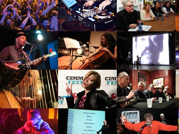 The Return of CIMMfest - 2015 -The Chicago International Movies & Music Festival