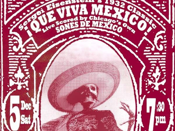CIMMfest Annual Holiday Fundraiser - Sones de México LIVE SCORE ¡Que Viva México!