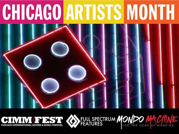 CIMMfest - CHICAGOLAND SHORTS: EXPANDED CINEMA - Nov. 6 - 7, 2015 - Celebrate Chicago Artists Month! - The Chicago International Movies & Music Festival