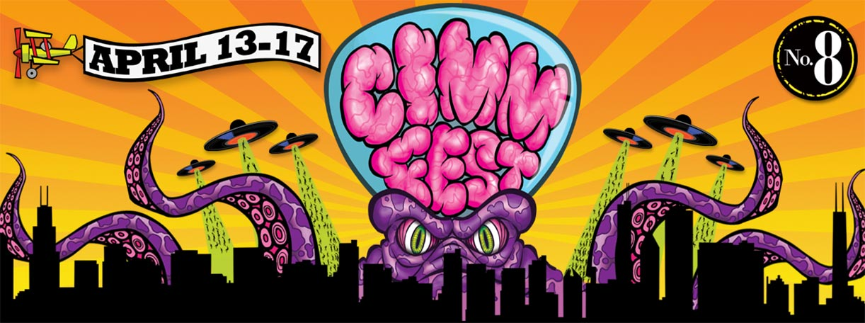 CIMMfest 8 - 2016 - The Chicago International Movies & Music Festival - Initial Lineup