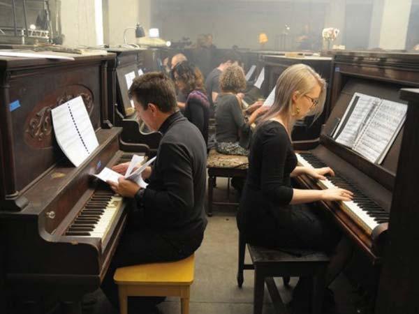 147 Pianos - CIMMfest 8 - 2016 - The Chicago International Movies & Music Festival